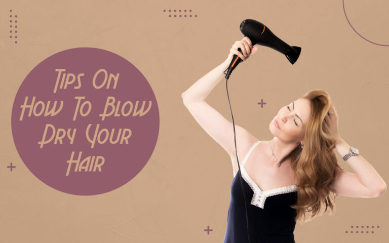 how to blow dry your hair fast
